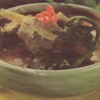 Makanan Khas Bengkulu-Gulai Kemba'ang
