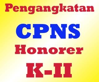 Jadwal Tes CPNS 2013 Honorer K2 oleh Humas BKN