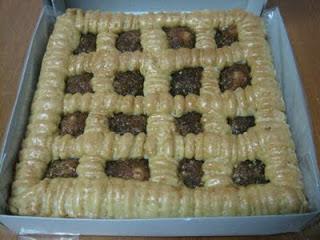 Kue Khas Bengkulu-Kue Tat