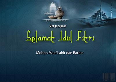 Gambar Ucapan Selamat Hari Raya Idul Fitri 2013 1434 H