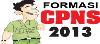 Situs Resmi Pendaftaran CPNS 2013
